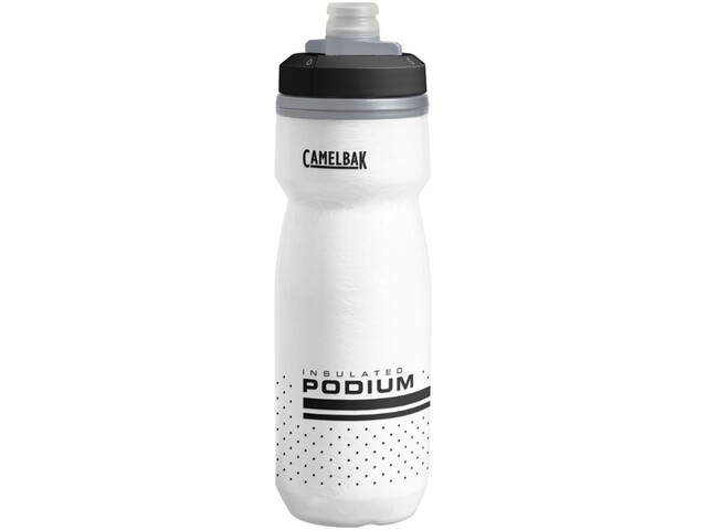 CamelBak Podium Chill Bottle 620ml, white/black
